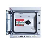 String Box  01 Saída /  01 ou 02 Entradas Clamper – SBC02/01