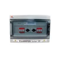 String Box 02 Saídas /  03 ou 04 Entradas Clamper – SBC04/02