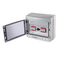 Stringbox 02 entradas/02 saídas 32A 1040V Clamper - SBC02/02
