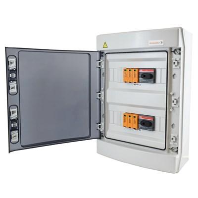 Stringbox 02 ou 4 entradas/02 saídas 25A 1000V Weidmuller - SBW0402