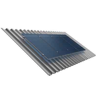 Suporte Painel Solar 4 Módulos de 230W a 370W Telha Fibrocimento RSF-990X4